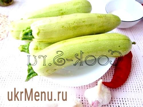 «Аджика» з кабачків (на зиму)