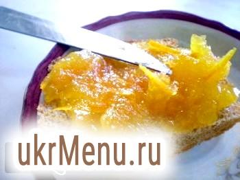 Апельсиновий конфітюр