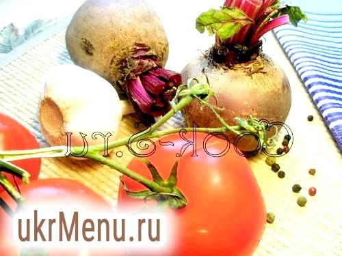 Фото - овочі