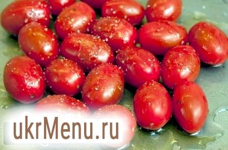 Швидка засолка помідорів в пакеті