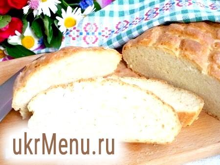 Швидкий домашній хліб