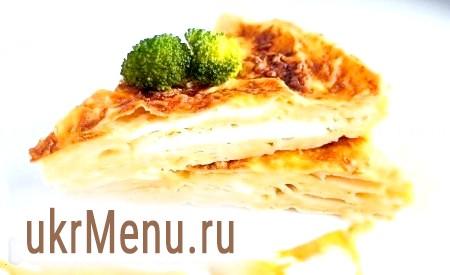 Швидкий рецепт хачапурі з сиром