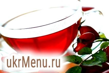 Фото - Чай з листя шипшини