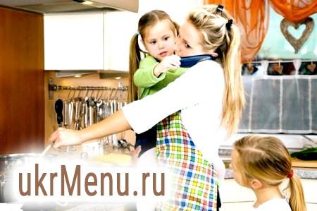 Що пріготуваті дитині на вечерю
