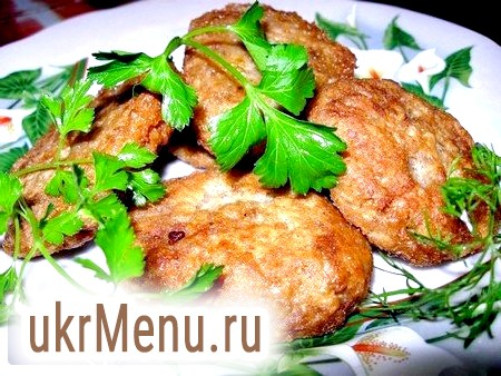 Робимо смачне м'ясне блюдо - гречаники