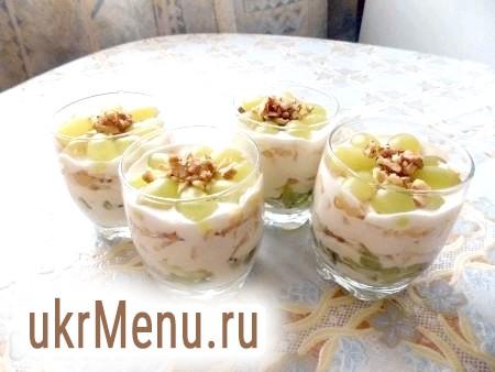 Десерт шарами