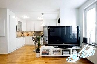 Дизайн інтер'єру маленької квартири-студії: красиво і стильно