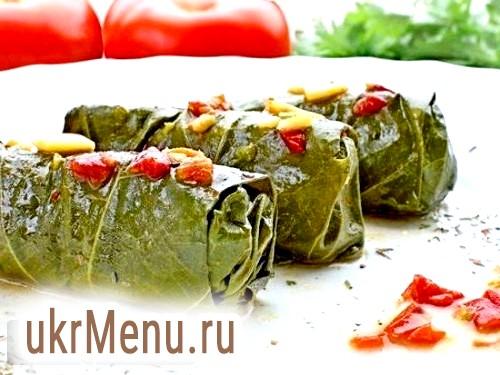 Долма: рецепт цього цікавого і смачного блюда