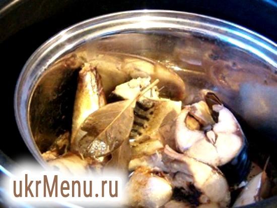 Домашні рибні консерви - рецепт приготування