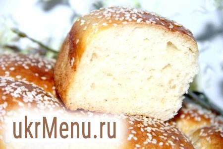 Домашній хліб на кефірі