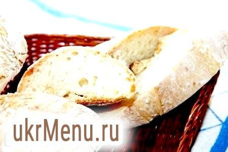 Домашній хліб в духовці. Печемо багети будинку