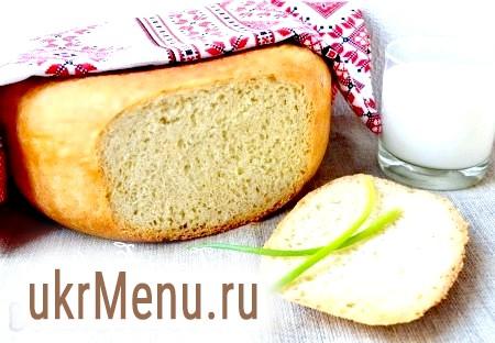 Домашній хліб в мультиварці