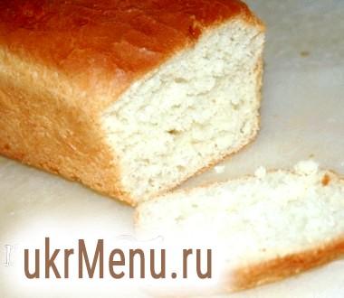 Домашній пшеничний хліб (без хлібопічки)