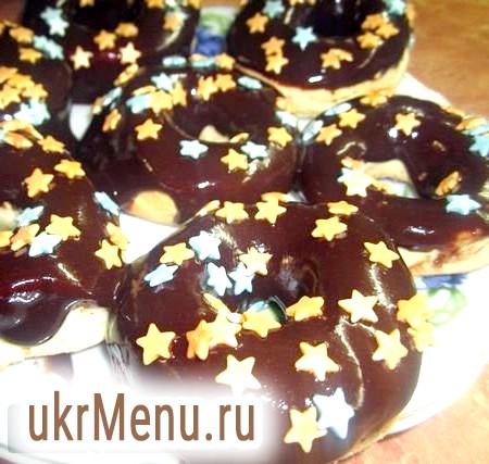 Донатси - американські пончики