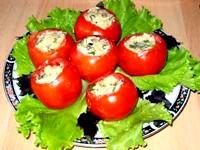Фаршировані помідори