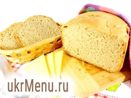 Гірчичний хліб в хлібопічці