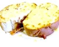 Гарячі бутерброди. Бутерброди в мікрохвильовці