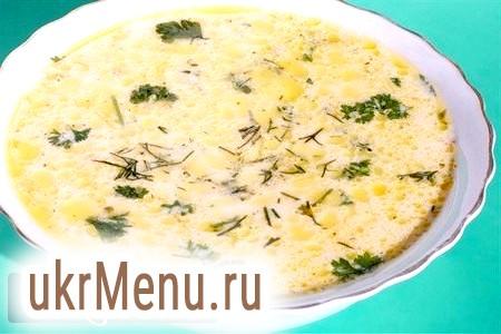Готуємо апетитний суп з плавленим сиром: рецепт і рекомендації з приготування