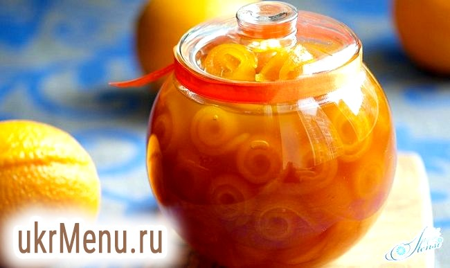 Готуємо варення з свіжих апельсинів