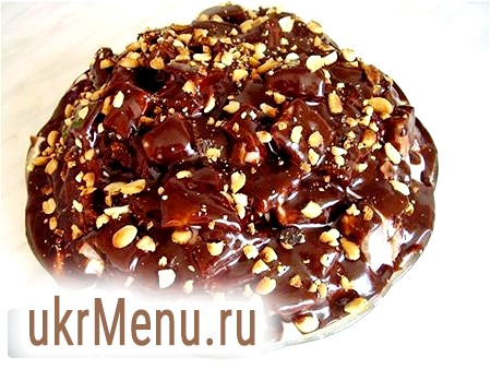 «Графські руїни» - торт зі сметанним кремом за класичним рецептом