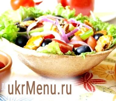 Грецький салат з варіаціями