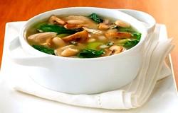 Грибний суп рецепти, як приготувати суп з грибів