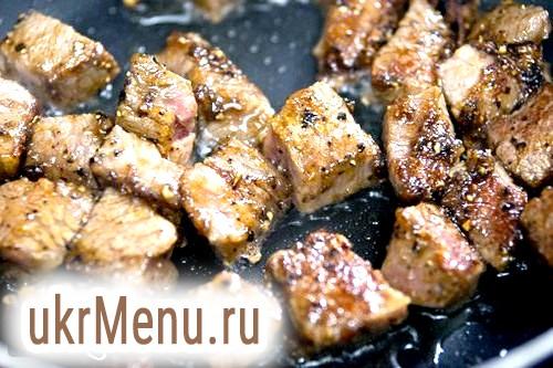 Фото - Гуляш з яловичини.