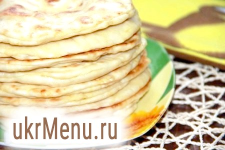 Хачапурі з сиром по-швидкому