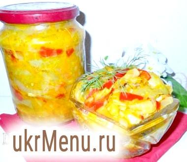 Ікра (салат) із зелених помідорів