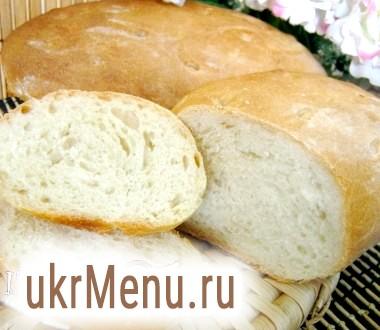 Італійський хліб - Чіабатта