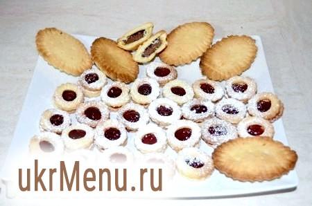 Фото - А це печиво та тістечка з залишився матеріалу