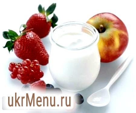 Як приготувати йогурт в мультиварці