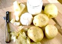 Як приготувати картопляне пюре?