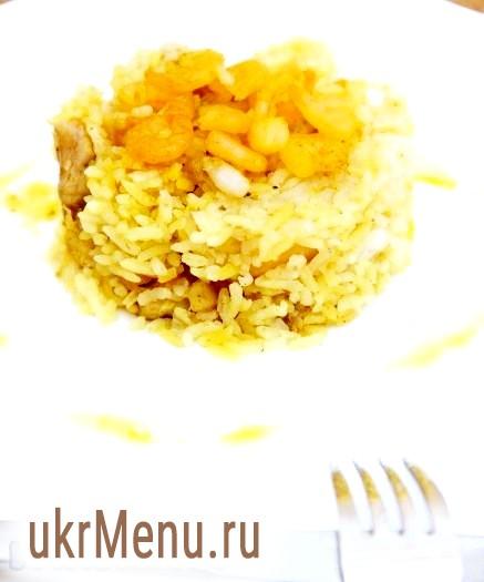 Як приготувати рис з морепродуктами по-ліванські