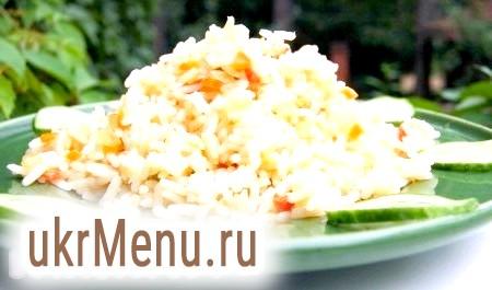 Фото - Як приготувати рис з овочами