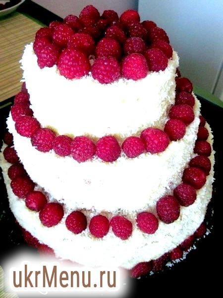 Як приготувати торт «Рафаелло»