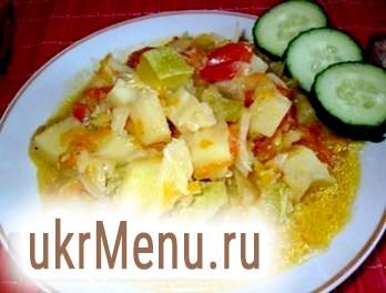 Як смачно, швидко і просто приготувати рагу овочеве в мультиварці