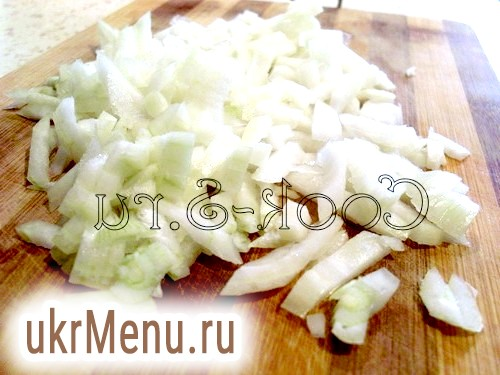 Картопляна запіканка з куркою і грибами