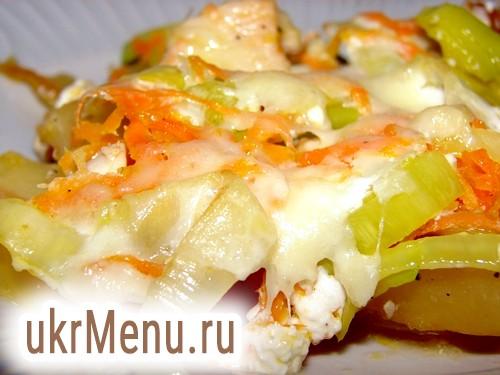 Картопляна запіканка з м'ясом рецепт з фото на Віва вумен