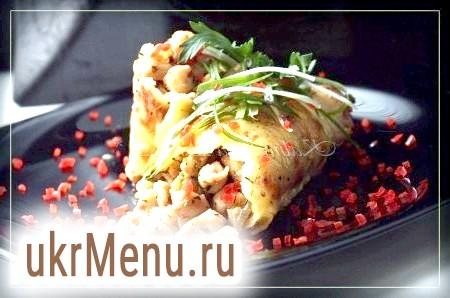 Картопляні деруни з курячою начинкою