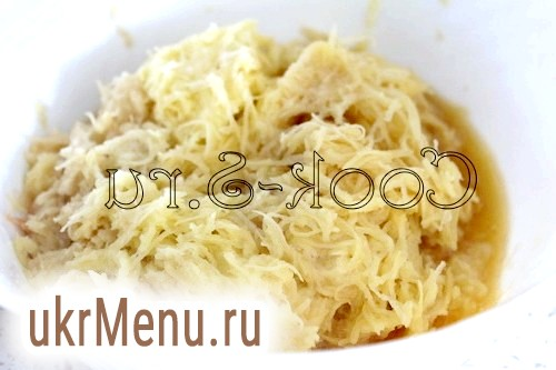 Фото - терту картоплю