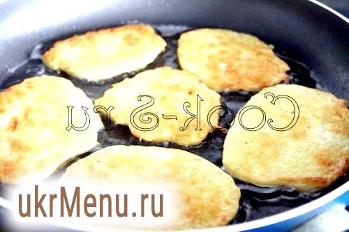 Фото - картопляні оладки