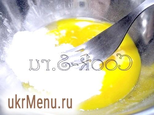 Фото - Інгредієнти для приготування клафуті з вишнею
