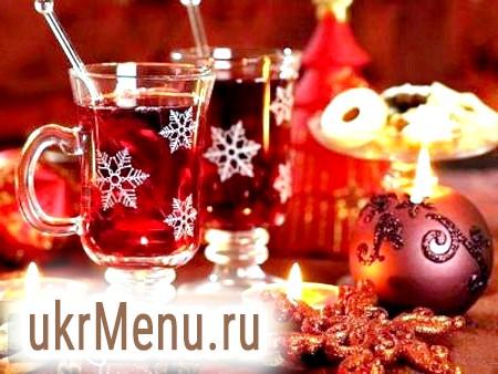Коктейлі на новий рік 2015, рецепти