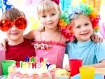Конкурси на день народження для дітей, ігри для дитячого дня народження