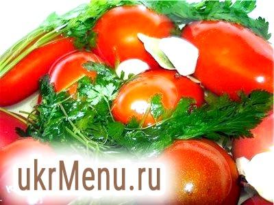 Консервування помідор