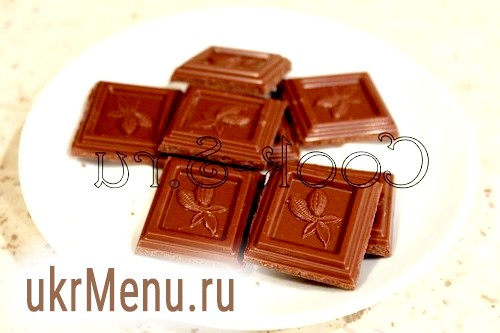 Круасани з шоколадом