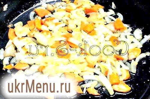 Фото - цибулю і моркву
