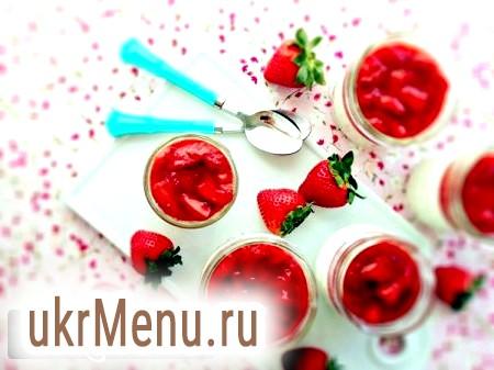 Легкий десерт на 14 лютого, рецепт