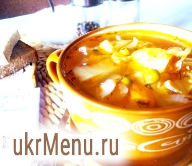 Фото - Літній суп'Минестрина'